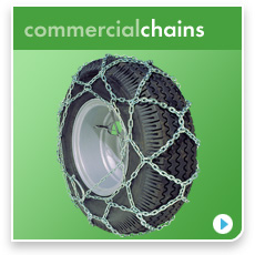 Commercial snow chains