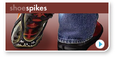 Shoe Spikes