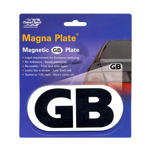 GB Plate (Magnetic)